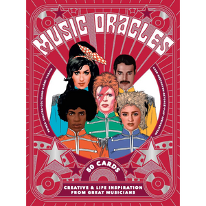 Music Oracles: Creative and Life Inspiration from 50 Musical Icons - Royal Albert Hall