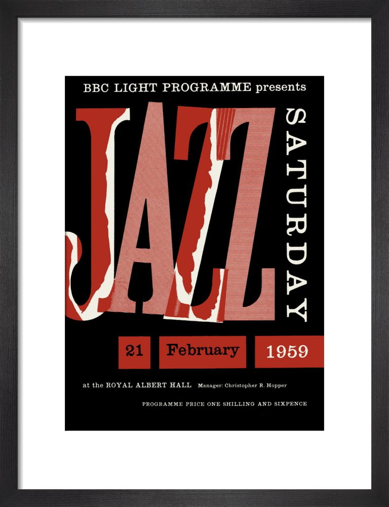 Jazz Saturday - 1959