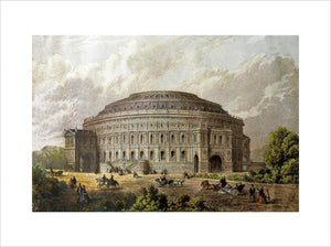 Proposed design for the Royal Albert Hall