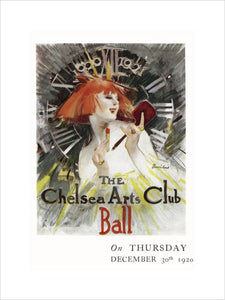 Chelsea Arts Club Annual Ball - 1920