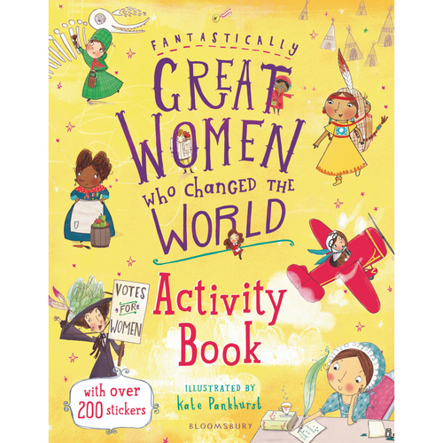 Great Women Activity Book - Royal Albert Hall