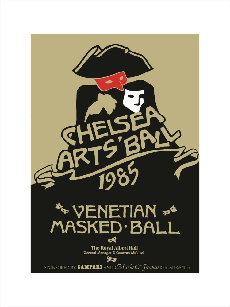 Chelsea Arts Club Ball - 1985