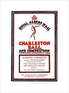 Charleston Ball and Competition - 1926