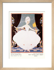 Programme for The Sphere and Tatler Ball - The Happy New Year' Ball, 31 December 1925 - Royal Albert Hall