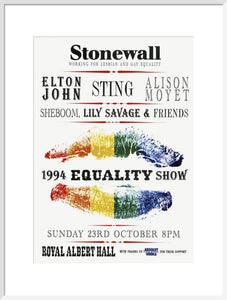 Stonewall Equality Show - 1994