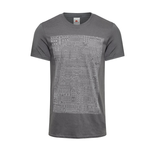 Albertopolis Line T-Shirt - Royal Albert Hall