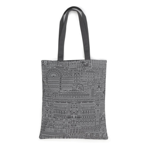 Albertopolis Line Tote Bag - Royal Albert Hall