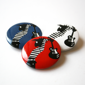 Teenage Cancer Trust Badge Set