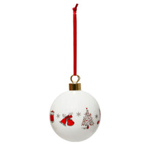 Load image into Gallery viewer, Simply London Christmas Bauble - Royal Albert Hall