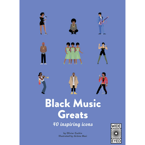 40 Inspiring Icons: Black Music Greats - Royal Albert Hall