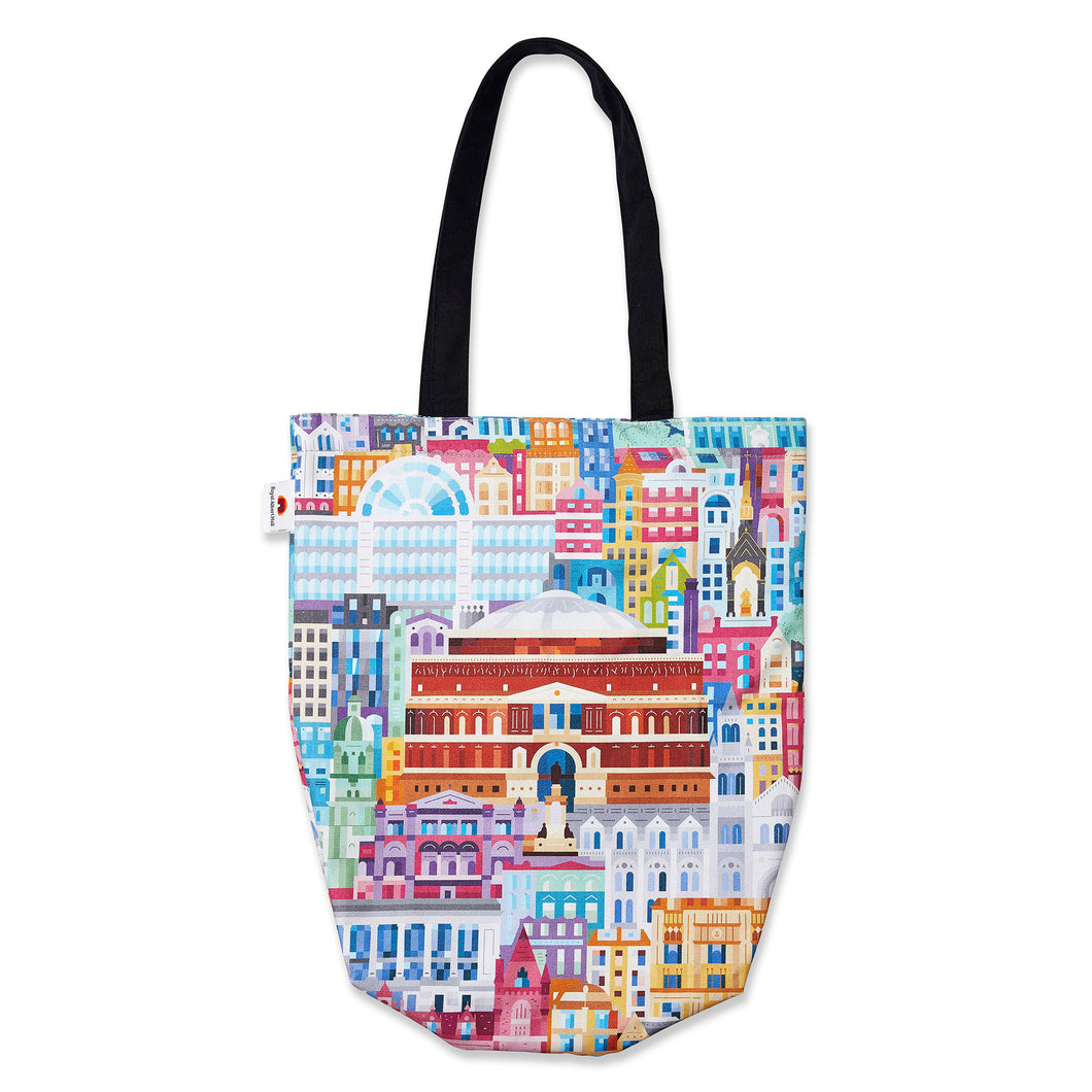 Albertopolis Tote Bag - Royal Albert Hall