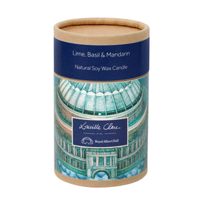 Lucille Clerc Candle: Lime, Basil & Mandarin - Royal Albert Hall