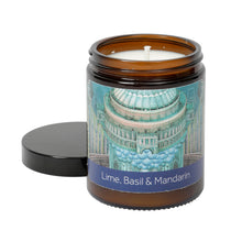 Load image into Gallery viewer, Lucille Clerc Candle: Lime, Basil & Mandarin - Royal Albert Hall