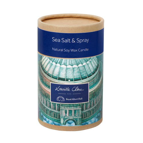 Lucille Clerc Candle: Sea Salt & Spray - Royal Albert Hall