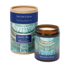 Load image into Gallery viewer, Lucille Clerc Candle: Sea Salt & Spray - Royal Albert Hall