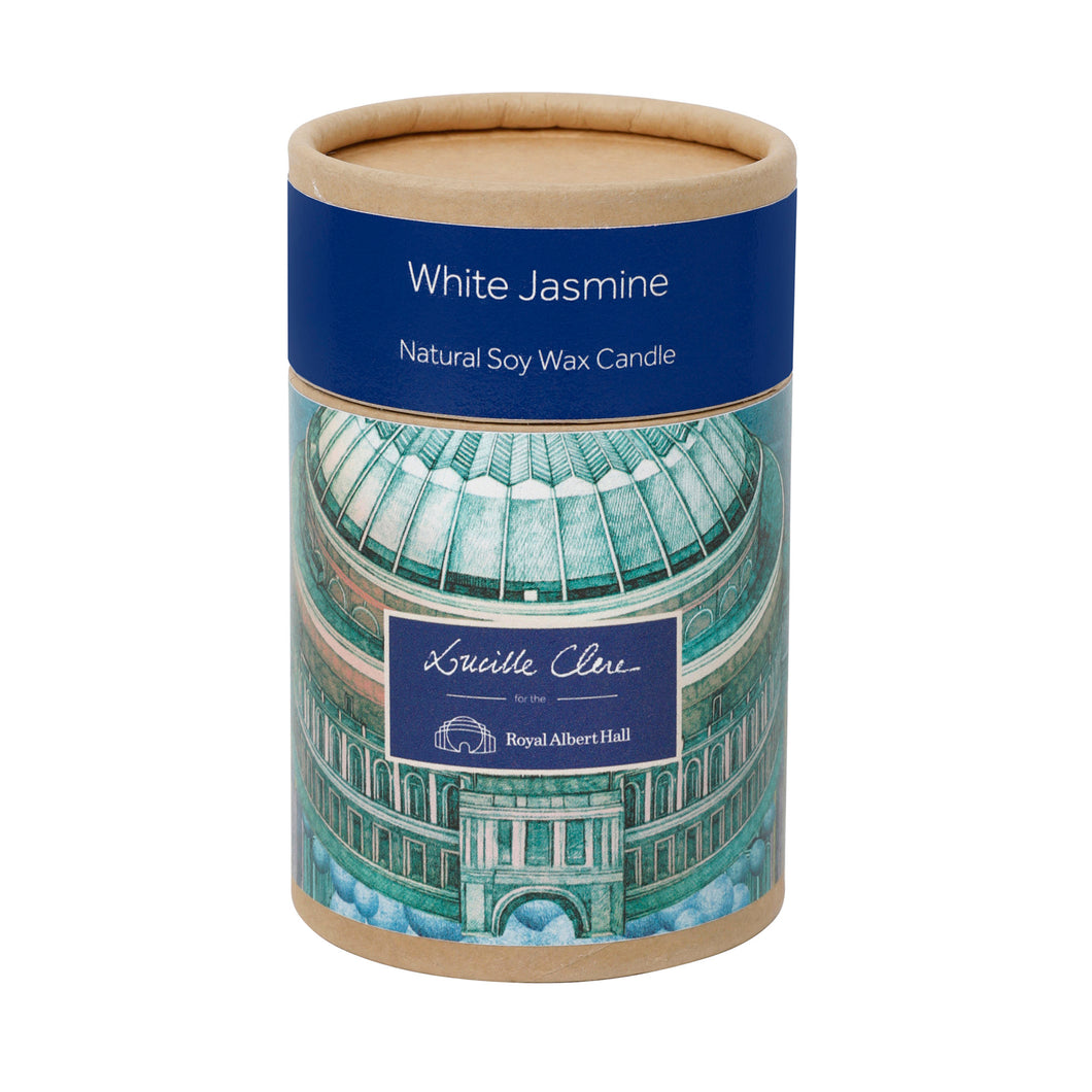 Lucille Clerc Candle: White Jasmine - Royal Albert Hall