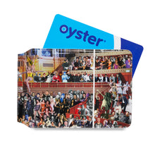Load image into Gallery viewer, Peter Blake Oyster Card Holder - Royal Albert Hall
