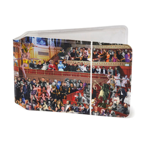Peter Blake Oyster Card Holder - Royal Albert Hall