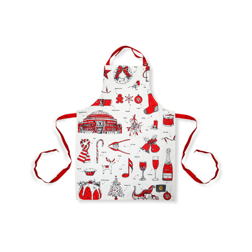 Christmas Apron - Royal Albert Hall