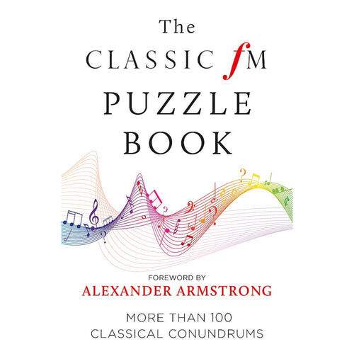 The Classic FM Puzzle Book - Royal Albert Hall