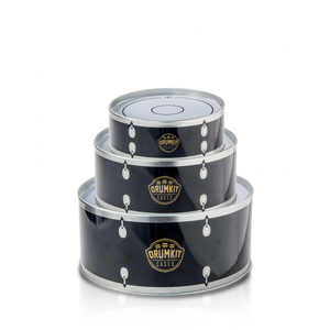 Drum Kit Tins (Set of 3) - Royal Albert Hall
