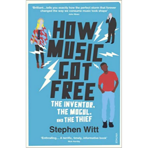 How Music Got Free : The Inventor, the Music Man, and the Thief - Royal Albert Hall
