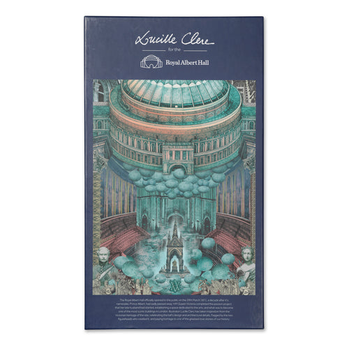 Lucille Clerc Jigsaw - Royal Albert Hall