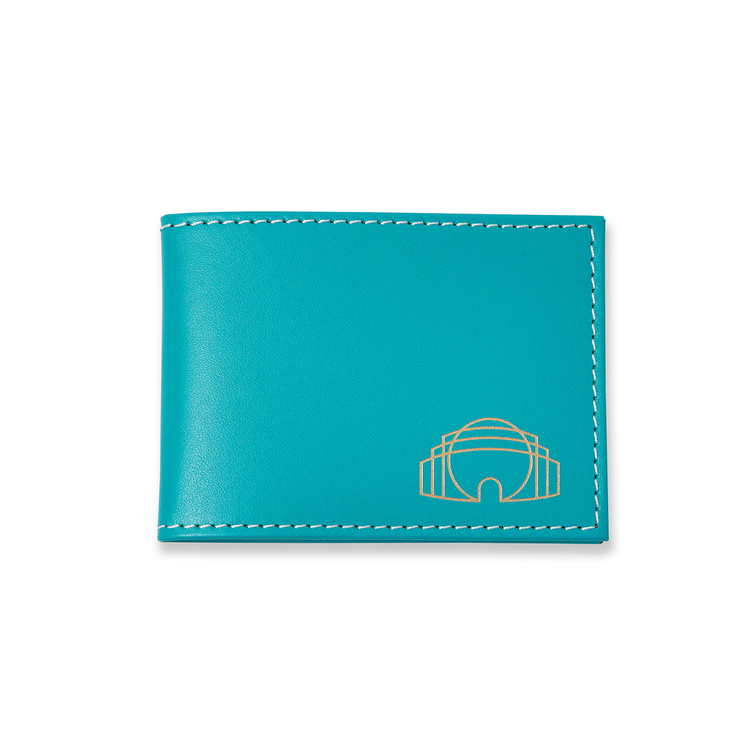 Royal Albert Hall Leather Card Holder