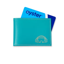 Load image into Gallery viewer, Royal Albert Hall Leather Card Holder