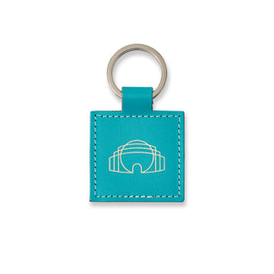 Royal Albert Hall Leather Keyring