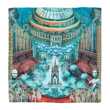 Load image into Gallery viewer, Lucille Clerc Silk Scarf - Royal Albert Hall
