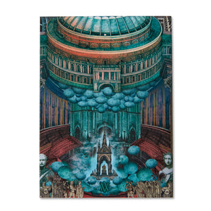 Lucille Clerc Magnet - Royal Albert Hall