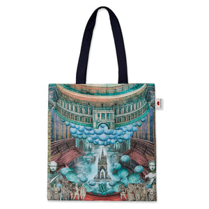 Lucille Clerc Tote Bag - Royal Albert Hall