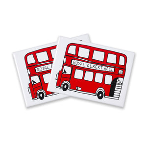 Simply London Bus Magnet - Royal Albert Hall