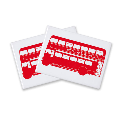 Airfix London Bus Magnet - Royal Albert Hall