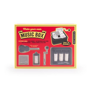 Make your own music box - Royal Albert Hall