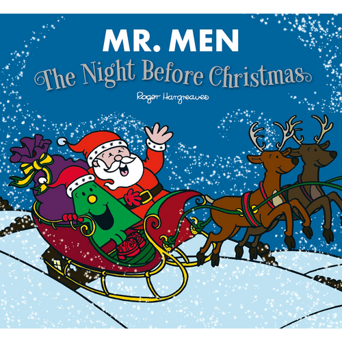 Mr. Men: The Night Before Christmas