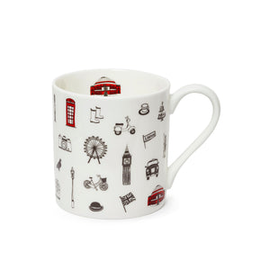 Simply London Mug - Royal Albert Hall