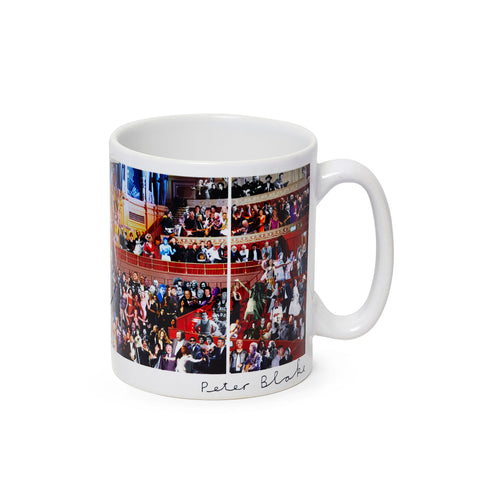 Peter Blake Mug - Royal Albert Hall