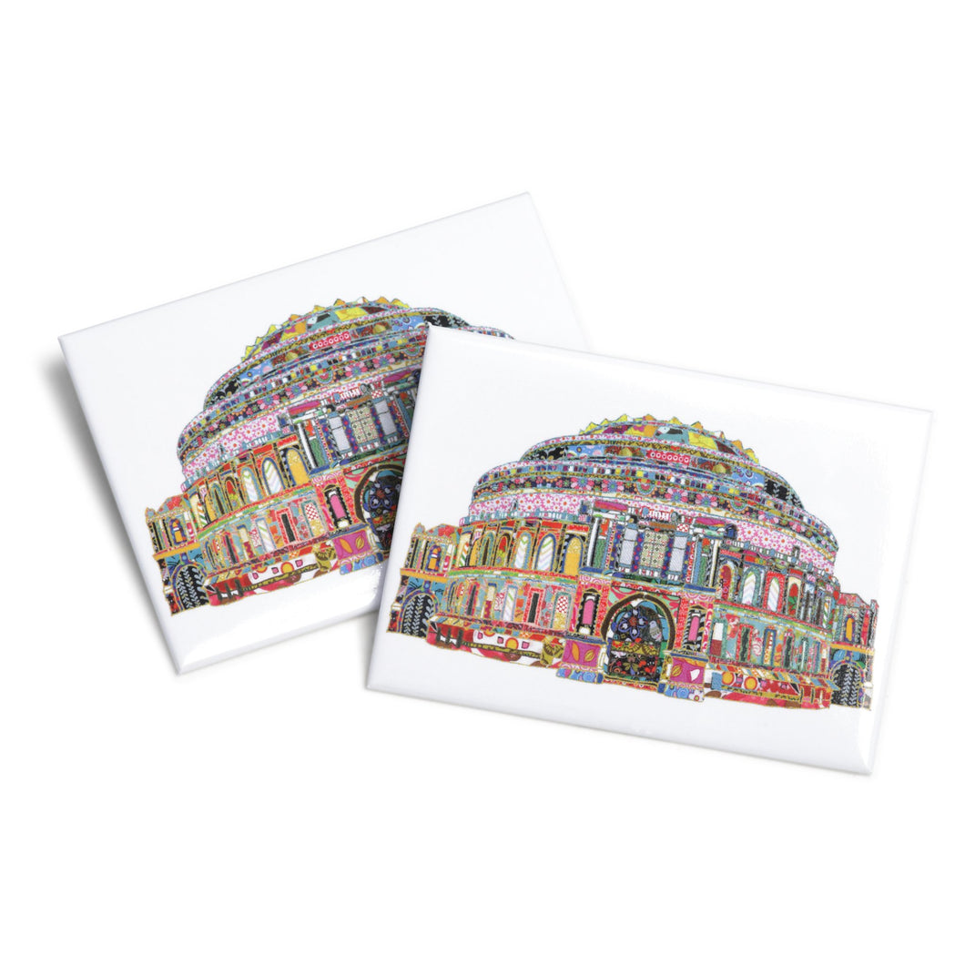 Patchwork Magnet - Royal Albert Hall
