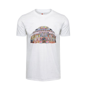 Patchwork T-Shirt - Royal Albert Hall