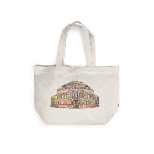 Patchwork Tote Bag - Royal Albert Hall