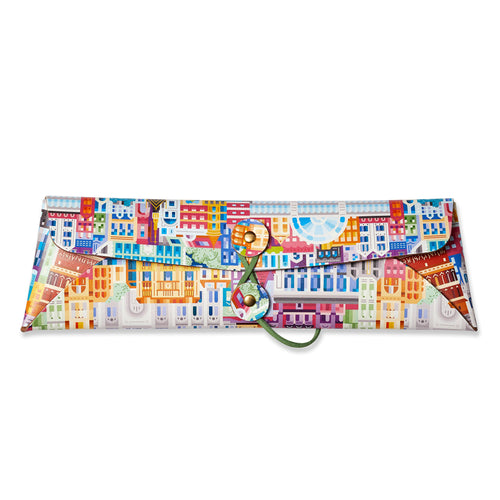 Albertopolis Leather Pencil Case - Royal Albert Hall