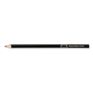 Royal Albert Hall Black Pencil