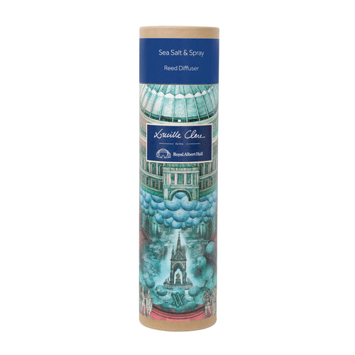 Lucille Clerc Reed Diffuser: Sea Salt & Spray - Royal Albert Hall