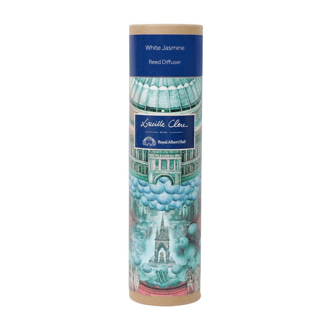 Lucille Clerc Reed Diffuser: White Jasmine - Royal Albert Hall