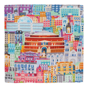 Albertopolis Silk Scarf - Royal Albert Hall
