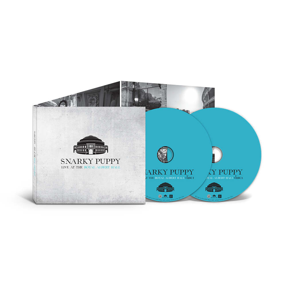 Snarky Puppy: Live At The Royal Albert Hall - Signed Deluxe Double Live CD