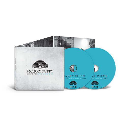 Snarky Puppy: Live At The Royal Albert Hall - Deluxe Double Live CD - Royal Albert Hall