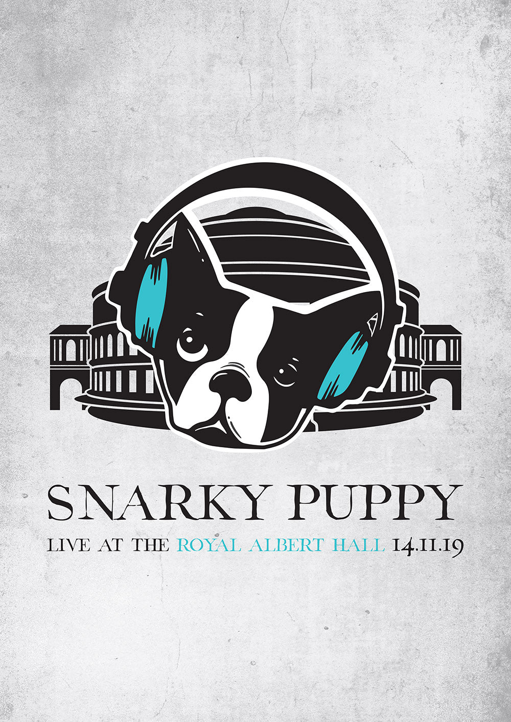 Snarky Puppy: Live At The Royal Albert Hall - Signed A3 Art Print with free download